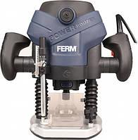 Фрезер 1300W, 9000-30000об/мин,  глубина 60 мм, диаметр резака 30 мм,  пылесборник, ключ, PRM1015