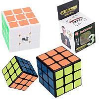 Кубик Рубика EQY502 2 цвета, в коробке 6,5-6,5-6,5 см