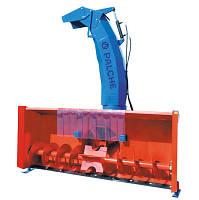 Снегоуборочная машина для трактора MSR-200