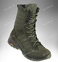 Берцы зимние / военная, тактическая обувь АЛЛИГАТОР (olive)
