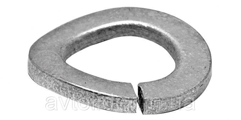 DIN 128 B : нержавеющая шайба пружинная, форма В (волнистая)