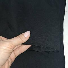 Стрейч-кулир черный - 185см.
