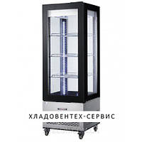 Витрина холодильная, 400 л, 650x650x(H)1908 мм