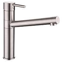 Cмеситель для кухни, высокий нос, Imprese LOTTA 55402-SS, 40 мм