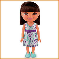 Кукла Даша Путешественница в белом платье / Dora the Explorer Fisher Price
