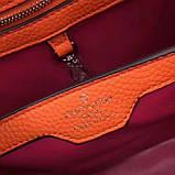 Сумка Луї Вітон Capucines 27 і 36 см, натуральна шкіра, фото 4