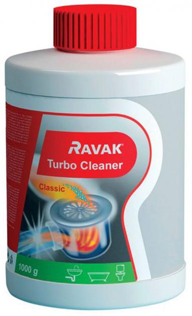 Чистящее средство Ravak Turbo Cleaner 1000 мл