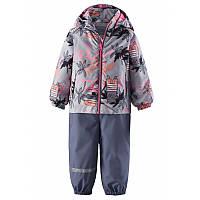 Комплект (куртка, брюки) Ensi розовый размеры 86 весна;осень;зима девочка TM Lassie by Reima 713743R-4181