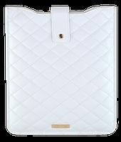 """Чехол для планшета Langres Tracery с диагональю до 9.7"""" белый"""