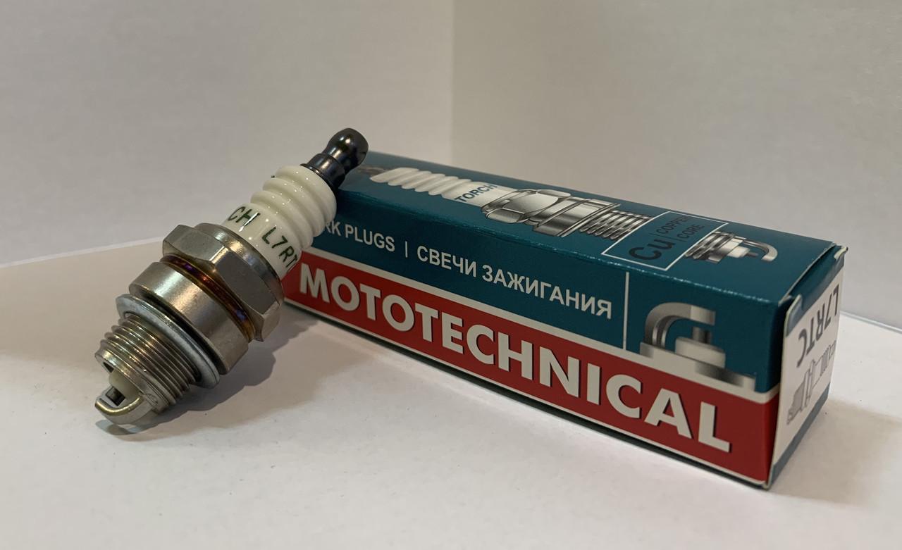 "Свічка запалювання MOTOTECHNICAL (компл. 4 шт.) ""Torch"""