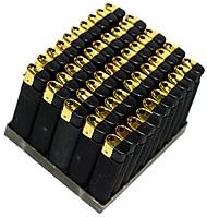 Зажигалки пьеза, модель Mat-Black (50шт)