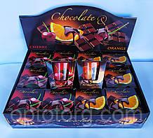Свечи Bartek ароматизированные в стакане Chocolate