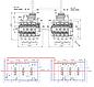 Гідророзподільник, распределитель гидравлики Akon KV173 (5006174000), фото 3