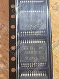 Мікросхема VNQ5E050K STMicroelectronics корпус PowerSSO-24 4-Channel 4,5-28V 27A, фото 2