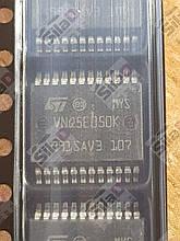 Микросхема VNQ5E050K STMicroelectronics корпус PowerSSO-24  4-Channel 4,5-28V 27A