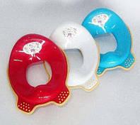 Накладки детские, сиденье, адаптер для унитаза, сидушки, вставка детская, кружок Irak Plastik Турция СМ 240