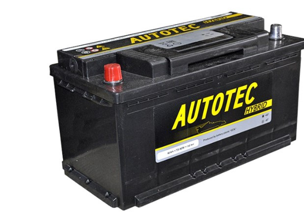 аккумулятор ISTA 90 6СТ-90 AUTOTEC