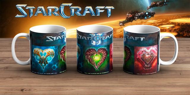 Чашка StarCraft / СтарКрафт