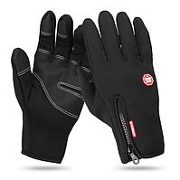 Спортивные перчатки B-Forest iGlove водоотталкивающие флисовые для сенсорных экранов