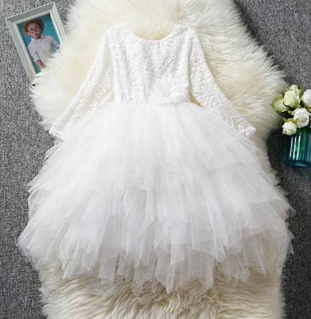 Детское нарядное платье  110, 120, 130, 140