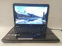 "Игровой ноутбук 15.6"" Toshiba Satellite L505 (AMD Turion II M500/DDR3/Radeon HD)"