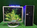 """Компьютер HP + монитор 19"""" VA Dell, Intel  E7500 2.93Ггц, 4 ГБ, 160 ГБ Настроен! Есть Опт! Гарантия!, фото 10"""