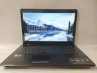 "Ноутбук 17.3"" Asus X73b (AMD E450/DDR3/Radeon HD)"