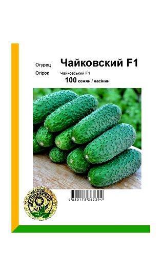 Семена Огурец Чайковский F1 100 сем Rijk Zwaan 2222