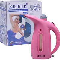 Ручной отпариватель одежды KELLI KL-317 вертикальный 1500 Вт