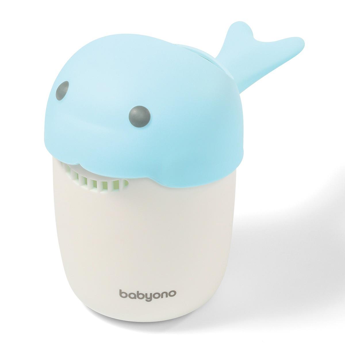 Кружка для мытья головы WHALE BabyOno (бирюзовый)