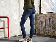 Демисезонные зауженные джинсы для девочки Pepperts 152, фото 3