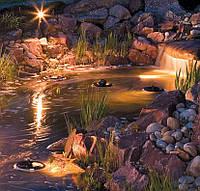 Плавающие освещение для пруда, фото 1