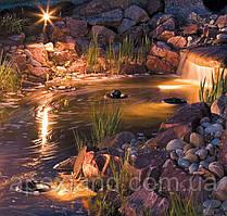 Плавающие освещение для пруда