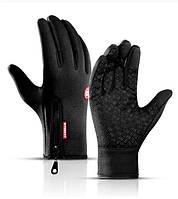 Сенсорные зимние перчатки B-Forest для занятий спортом, фото 1