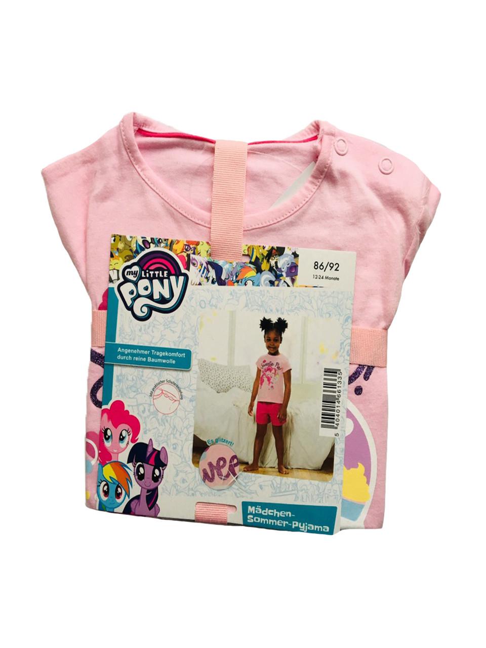 Пижама для девочки Disney 86/92
