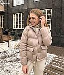 """Жіноча куртка """"Стильна"""" від Стильномодно, фото 3"""