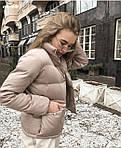 """Жіноча куртка """"Стильна"""" від Стильномодно, фото 9"""