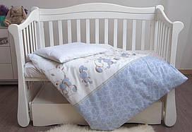 Сменная постель Twins Eco Line New E-026 3 эл Best friend grey