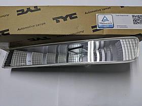Поворотник лівий Opel Vivaro 2001-2006, TYC 18-0380-01-2