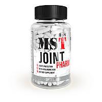Для суставов и связок MST Nutrition Joint Pharm 90 капсул (30 порций)  Глюкозамин сульфат МSМ Хондроитин сульфат Гиалуроновая кислота Витамин B6