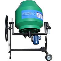 Бетономешалка Скиф БСМ-200 (0,75 кВт, 200 л)
