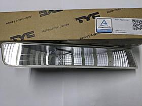 Поворотник правий Opel Vivaro 2001-2006, TYC 18-0379-01-2
