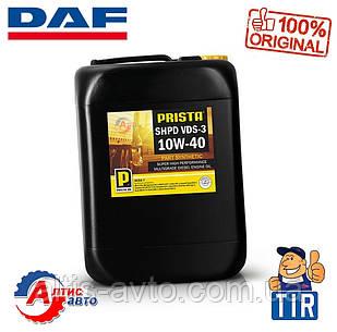 Моторное масло для DAF XF 95, CF 85 75 65, LF 45 55 полусинтетика 10w40 для грузовиков и тягачей Евро 3 2 Pris