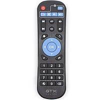 Пульт ДУ Geotex GTX-R1i SMART TV BOX  дистанционного управления для медиаплееров программируемый