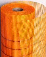 Сетка стеклотканевая фасадная штукатурная 160г/м2 5*5мм (для наружных работ)