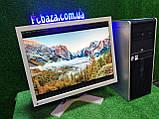 """ПК HP + мон 22""""VA Eizo, Intel E7500 2.93Ггц, 4 ГБ, 160 ГБ Настроен! Есть Опт! Гарантия!, фото 9"""