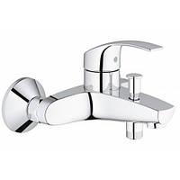 Змішувач для ванни без душового гарнітура GROHE Eurosmart 33300002 Хром