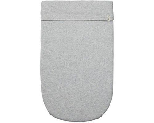 Простынь Joolz essentials grey melange