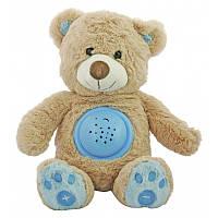 Проектор музыкальный Мишка с лампой STK-18956 Blue