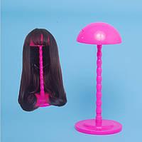 Підставка під перуку(кольори білий,рожевий і чорний), фото 1